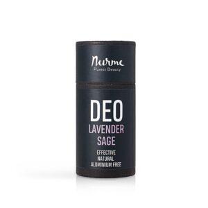 Looduslik deodorant lavendli ja salveiga