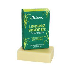 tahke šampoon sidrunheina