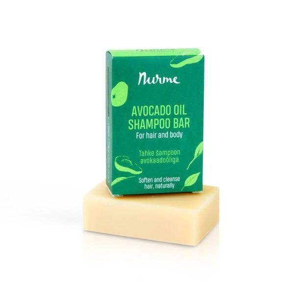 avokaado tahke šampoon