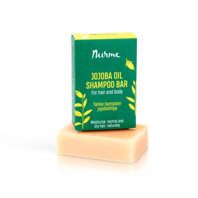 Jojoba tahke šampoon