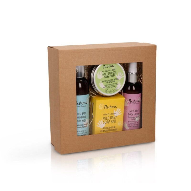 Baby Body Care Kit