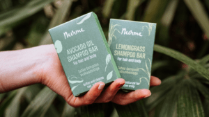 Nurme tahke šampoon