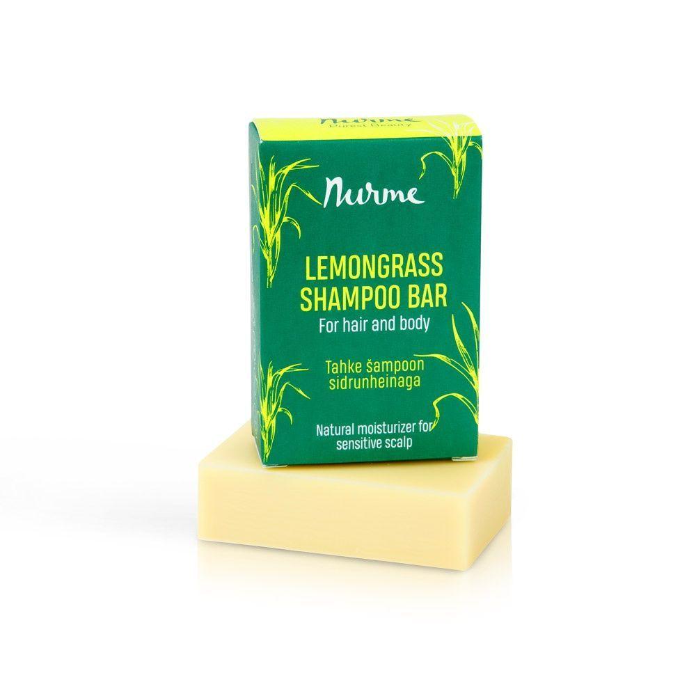 Tahke šampoon sidrunhein