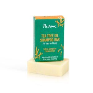 Tahke šampoon teepuuõli