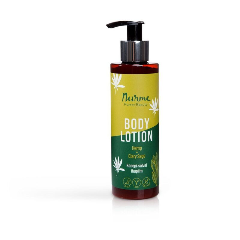 Body Lotion Hemp