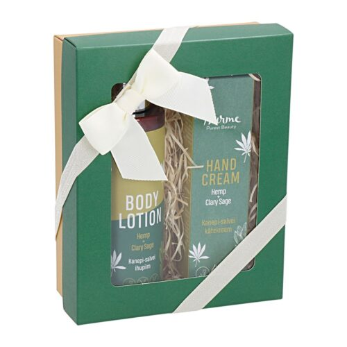 "Nurme Gift Set ""Cannabis-Sage"""