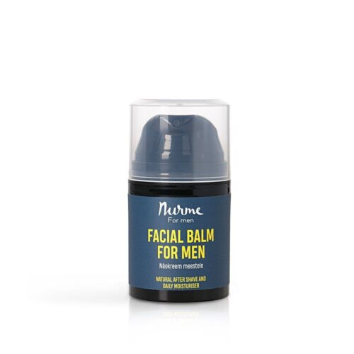 Face Balm Coriander & Black Pepper