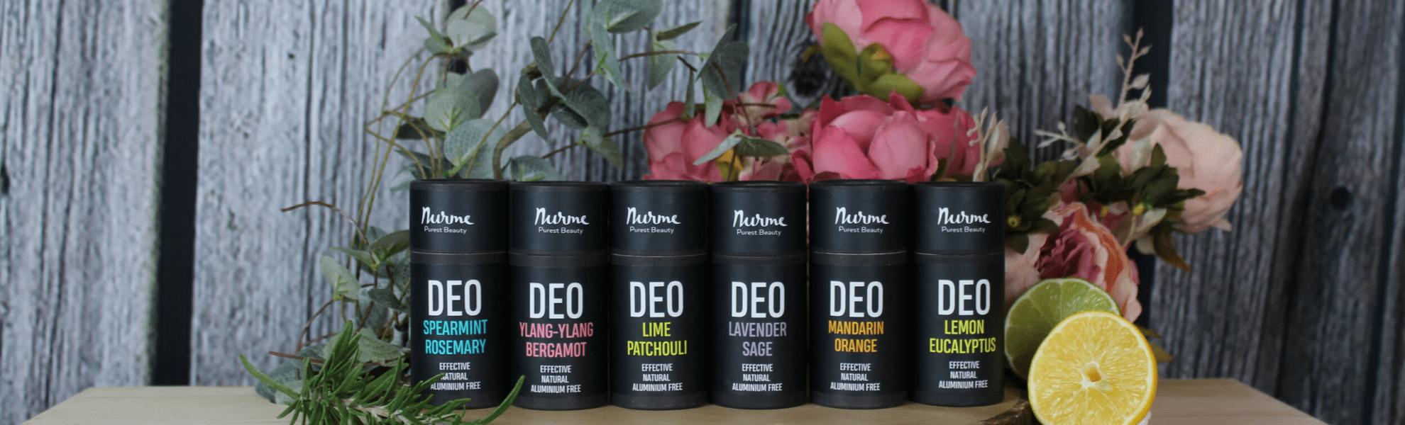 Looduslikud deodorandid