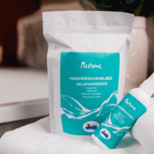 Imeline magneesium – väsimuse, valu ning stressi vastu