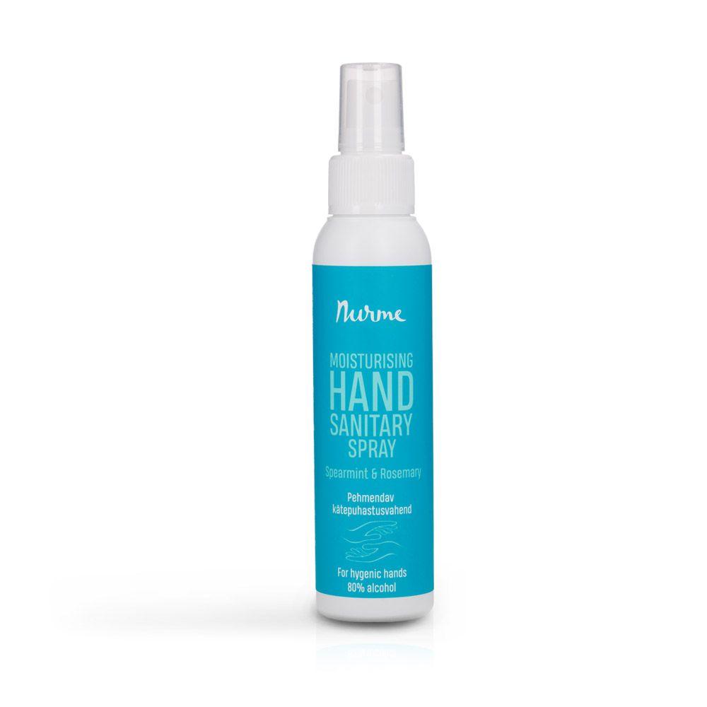Nurme kätepuhastusvahend