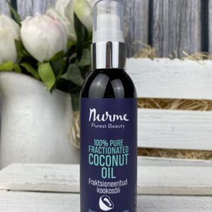 Nurme looduslik vegan kookosõli