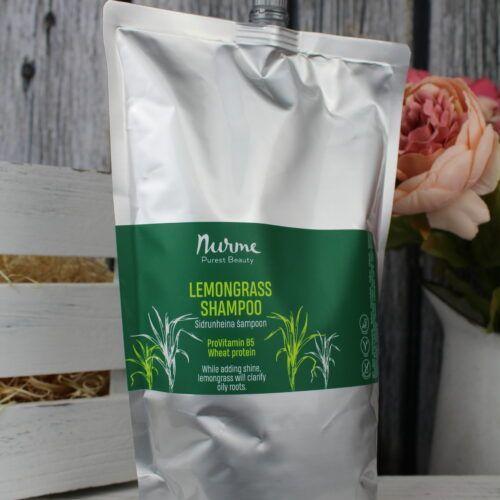 Nurme looduslik sidrunheina šampoon