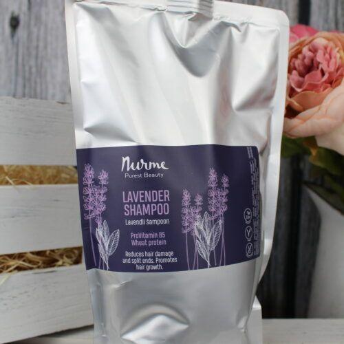 Nurme looduslik lavendli šampoon