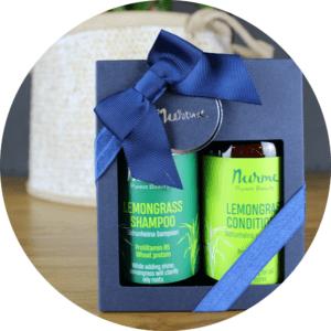 Nurme looduslik looduslik šampoon sidrunhein