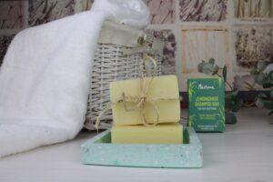 Nurme tahke šampoon sidrunhein