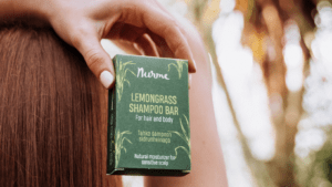 sidrunheina tahke šampoon