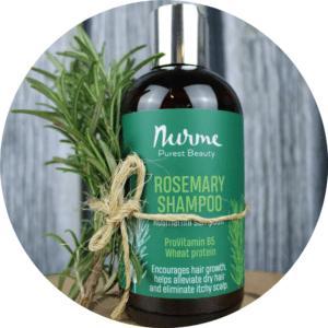 Nurme looduslik šampoon rosmariin