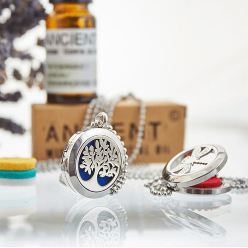 aroomteraapia kaelakee