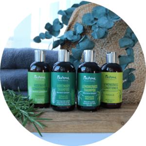 Nurme looduslik šampoon