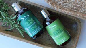 looduslik šampoon