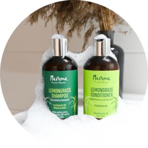 nurme šampoon