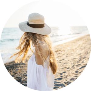 juuksehooldus suvel